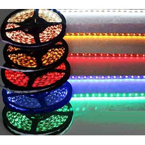 Rollo Tira De Leds 3528 5 Metros Flexible Recortable