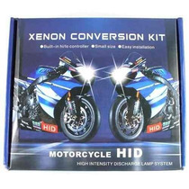 Kit Hid Xenon Plug And Play Especial Para Motos