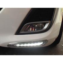 Faros Con Leds Mazda 3 2010 2011 2012 2013 2014 Accesorios