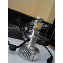 Kit Bulbos H7 Cree Led 60w 6000k Super Potentes