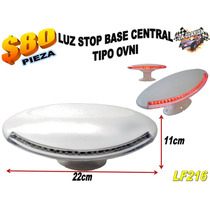 Luz Stop Base Central Tipo Ovni Lf216