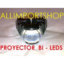 Proyector O Lupa Bi - Leds Alta Y Baja Con Tecnologia 2013