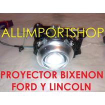 Lupa O Proyector Bi - Xenon Con Nivelacion Electronica Ford
