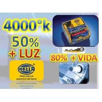 Xenon Premium 4000°k Hella Mas Luz Al Mejor Precio Netcarmx!