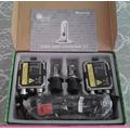 Kit Hid Dual Bixenon H4 8000k Nissan March Año 2012 A 2014