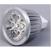 Foco Led Mr16 De 5w Gu5.3 Gx5.3 Watt Empotrable Spot Lampara