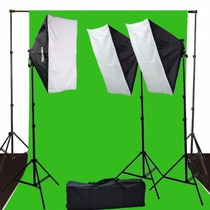 Pantalla Verde Ephoto 10 X 12 Chromakey Green Screen Digital