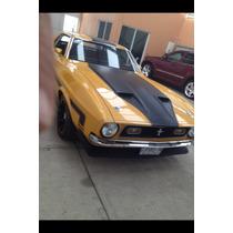 Mustang Hard Top 1972 Excelente.
