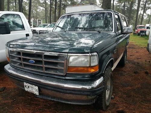 Ford Bronco Eddie Bauer 1992
