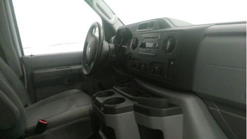 Ford Econoline Wagon 15 Pasajeros 2014