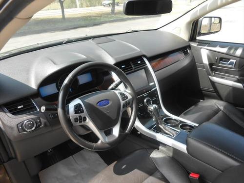 Ford Edge 2011 5p Limited Aut 3.5l V6 Piel Q/c