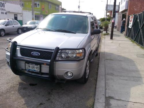 Ford Escape Mod. 2007 ,factura Original ,todo Pagado