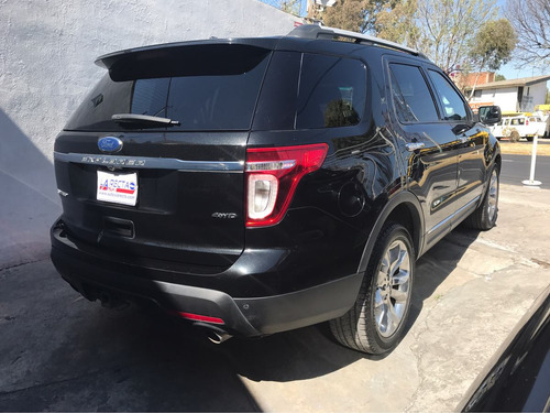 Ford Explorer 5p Limited V6 4x4 Sync 2011