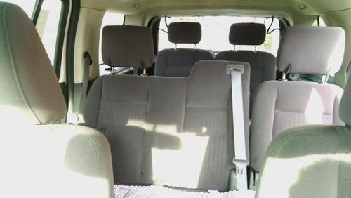Ford Explorer Xlt 7 Pasajeros 6 Cilindros 2009