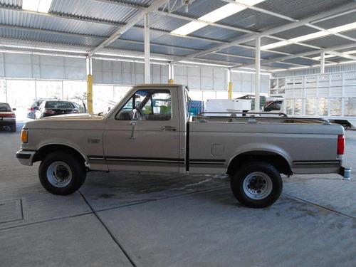 Ford F-200 Xlt 1989 Automatica Como Nueva
