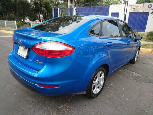 Ford Fiesta Se 2015 Automatico Unico Dueño