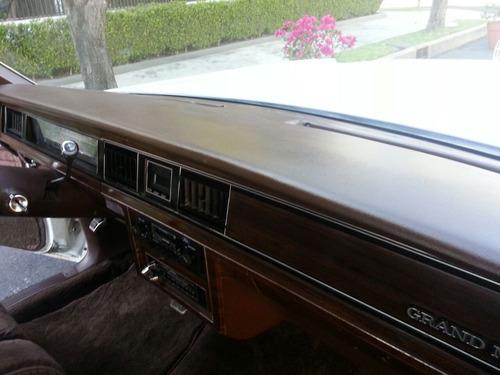 Ford Grand Marquis 84 Lujo