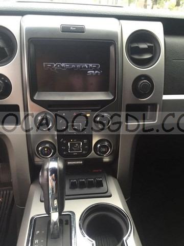 Ford Lobo Raptor Svt 4x4 2013 Crew Cab