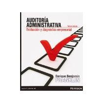 Libro Auditoria Administrativa 3e *cj