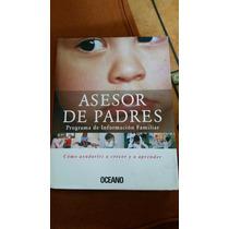 Libro Asesor De Padres. Editorial Océano