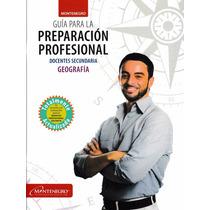 Guía Examen Permanencia Geografia (incluye Listas Asist.)
