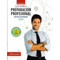Guía Examen Permanencia Fisica Secund (incluye Listas Asist)