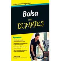 Bolsa Para Dummies De Josef Ajram-ebook-libro-digital