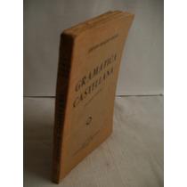 Gramática Castellana {1er Curso}antonio Regaladogonzález1935