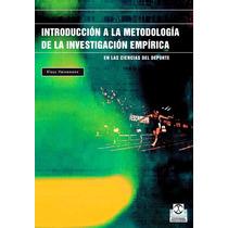 Investigación A La Metodología Empírica Pdf