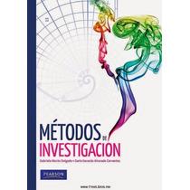 Métodos De Investigación Pdf