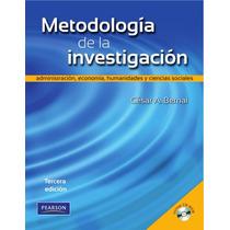 Metodología De La Investigación Pdf
