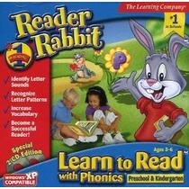 Conejo Lector Aprende A Leer Con Phonics (guardería)