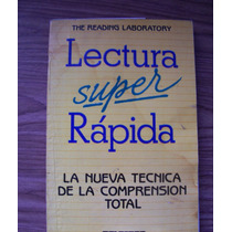 Lectura Super Rápida-con Ejercicios-the Reading Laboratory