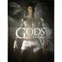 Libro Gods Of Sports. Fotos De Hombres Desnudos.