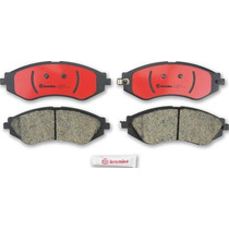 Balatas Brembo (d) Chevrolet Aveo Special Value 05-06