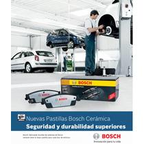 Balatas Bosch Seat Ibiza 2.0l, 1,6l Fr 2001 A 2008