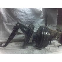 Bomba De Frenos Con Boster Pedal Y Deposito Peugueot 406