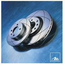 Discos Ate Freno Poder 2pizas Delante Golf Jetta A4 2 L99-10