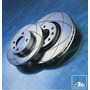 Power Disc Delantero Volkswagen Jetta A4 2.8 Vr6 2000/2003