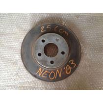 Disco Freno Rotor Delantero Vent. Dodge Neon 00 05 Original.