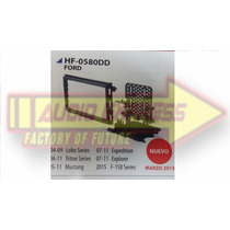 Base Frente Estereo Doble Din Ford Econoline Van 2009-2014