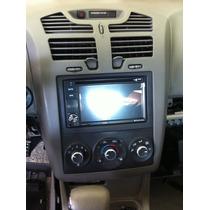 Frente Para Chevrolet Malibu 2004-2010 Doble Din