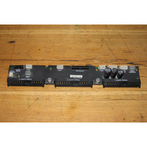 Hp Compaq 141280-001 3-bay Scsi Power Backplane Board