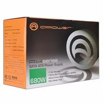 Envio Gratis Fuente Pc Poder 680w Gamer 20+4 Atx 12v Sata
