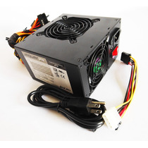 Fuente De Poder Pc Atx 600 Watts Jaguar Computadoras