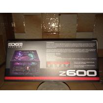 Fuente De Poder Atx Acteck Blazar 600w Z-600
