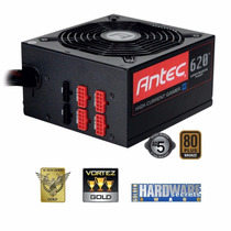 Fuente De Poder Antec High Current Gamer Hcg-620m