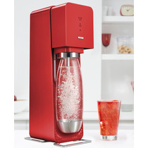 Maquina Para Refrescos Sodastream Source Roja
