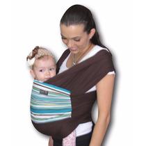 Rebozo Fular Para Bebé, (cangurera Cargador Canguro Mei Tai)
