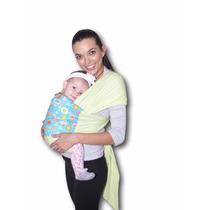 Fular + Almohada G Cojín De Embarazo Descanso Mami Ama Bebé